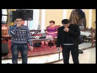 Haci Mehtab & Zamiq Lenkaranli - Lenkaran Toyu Deyishme eruz super 2014